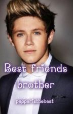 Best friends brother (Niall horan Fanfic) *COMPLETE* by pepperisthebest