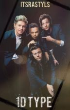 One direction type by itsrastyls