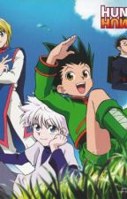 Hunter X Hunter Reader Insert by otonashisirina18