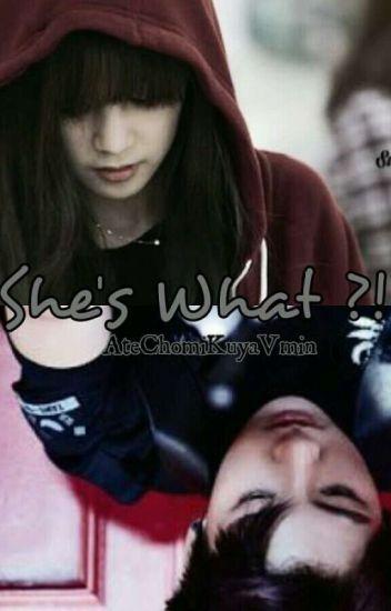 She's What ?! (IAW BOOK II)