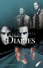 The Supernatural Originals Diaries by missmisery0