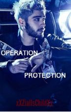 Operation Protection (Ziall Horlik) by xXZiallsChildrenXx