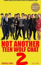 Teen Wolf Whatsapp 2 by Ziall-HM