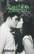 Zahta & Zahfan  by AuliaFatonah