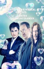 Harry Potter & His Real Parents by HermioneJeanMalfoy1