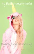 My fluffy unicorn world by schrijfstermdj