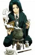 Severus Snape x reader (reborn love) by PinkiePielol