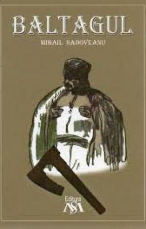 Baltagul De Mihail Sadoveanu Rezumat 1 Wattpad