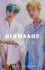 Hermanos «YoonMin» by iggi_dboy69