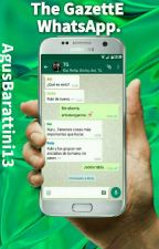 The GazettE WhatsApp. by -FxckMeBxby-