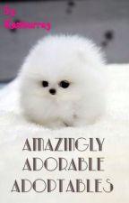 Amazingly Adorable Adoptables by iRazburray