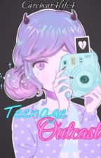 Teenage Outcast (mature content) by carebear4life4