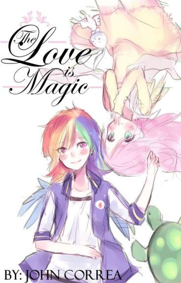 The love is magic [corrigiendo errores ortográficos 3/8]