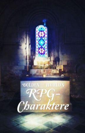 RPG-Charaktere by Golden_World