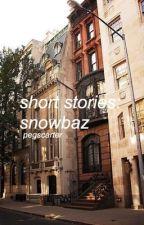 snowbaz stories  by tmfubarnes
