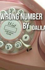 Wrong Number | Phan ✓ by yehetdaliddl