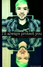 I'll Always Protect You (Jacksepticeye X Reader) by Forgotten_Melody