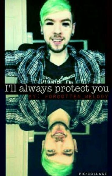 I'll Always Protect You (Jacksepticeye X Reader)(#wattys2016)