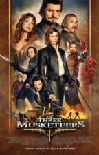 The Three Musketeers (FanFic) by Annabeth2717
