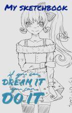 My sketchbook :) by coconuts93