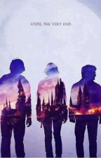 Leyendo Harry Potter by Rinoawolf