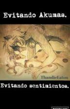 |Evitando Akumas. Evitando Sentimientos|~ Adrienette/Ladynoir/Marichat/Ladrien. by ThandieEaton