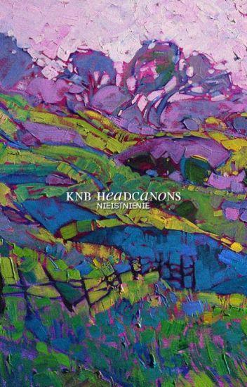 HEADCANONS ― KUROKO NO BASKET
