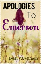 Apologies to Emerson by BethWellman