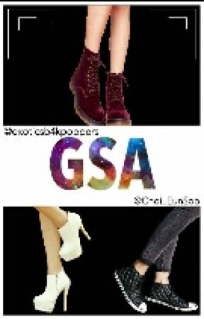 GSA ( EXO/BTS fanfic) by exoticsb4kpoppers