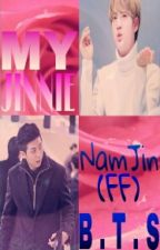 My Jinnie by FriecylyantAzzurorra
