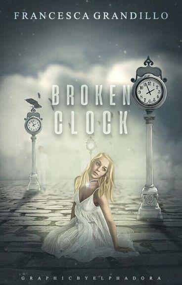 Broken Clock by masheena
