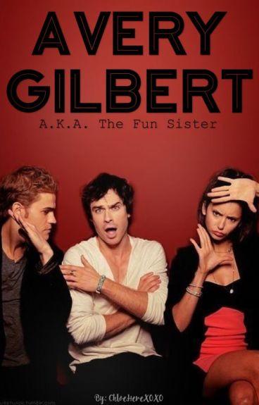 Avery Gilbert - The Vampire Diaries
