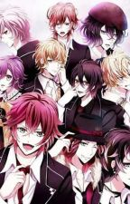 Diabolik Lovers Boyfriend Scenarios by Ana500392