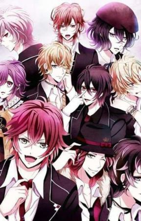 Diabolik Lovers Boyfriend Scenarios - Rescued By The