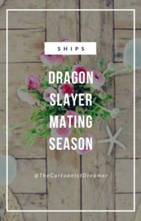 Dragon slayer mating season  by TheCartoonistDreamer