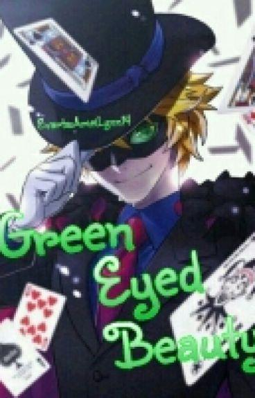 Green Eyed Beauty {Adrien Agreste/Chat Noir X Reader} {Miraculous Ladybug}