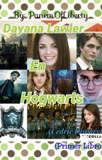 Dayana Lawler en Hogwarts (Cedric Diggory) by PanemOfLiberty