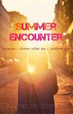 Summer Encounter by jessfelic