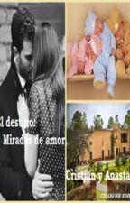 El Destino: Miradas de amor, Cristian y Anastasia (3 T)  by kony6826