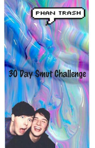 30 Day Smut Challenge {Phan}