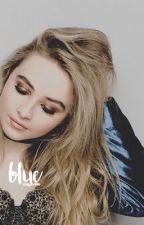 blue ✗ peybrina by mayavillle