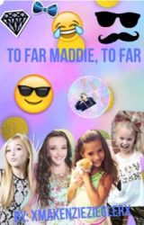 To far maddie  to far! by TMNTANDWARRIORS