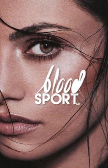 Bloodsport / Black [book 2]