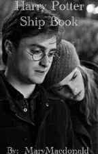 Harry Potter Ship Book by BlueRosePrincess_