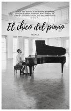 El Chico Del Piano  by mafi-alboran