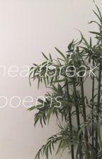 heartbreak poems by trippyniall