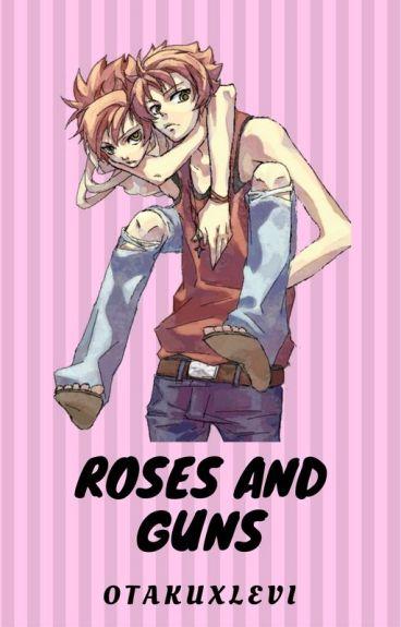 """Under Editing"" Roses & Guns [OHSHC]"