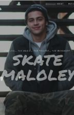 Skate Maloley Imagines by ShoshoneBlunt67