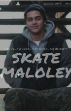 Skate Maloley Imagines by ShoshoneBlunt67