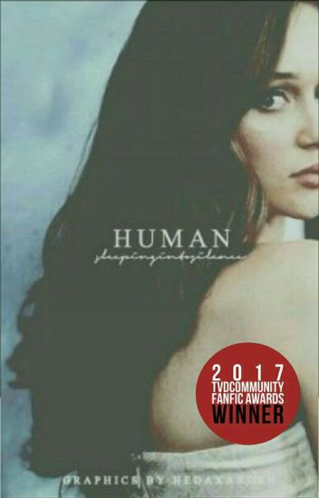 Human    Katherine Pierce & Caroline Forbes
